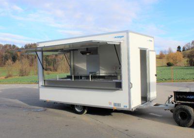 Food truck inox 1