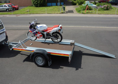 Fahrzeugtransporter